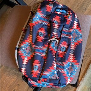 Kavu cross body back pack NWOT